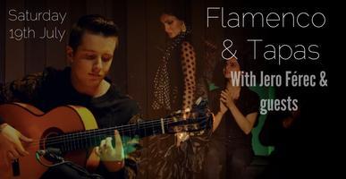 Jero Férec & guests - Flamenco & Tapas | SOLD OUT
