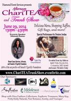 Afternoon ChariTEA & Trunk Show Fundraiser (June 2014)