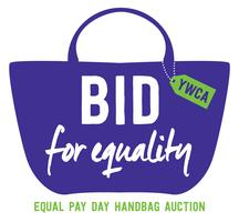 YWCA's Bid for Equality - Equal Pay Day Handbag...