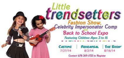 Little Trendsetters Fashion & Talent Kids Show