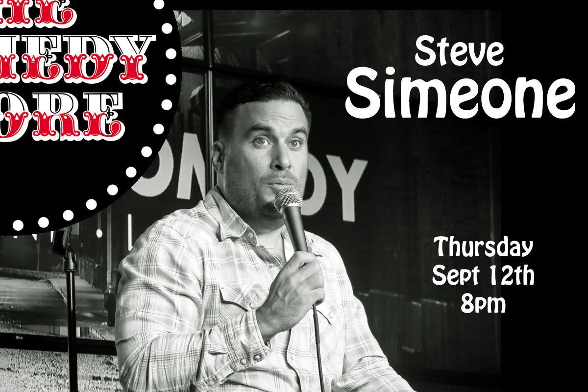 Steve Simeone - 8pm