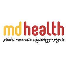 MD Health logo