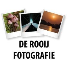 De Rooij Fotografie logo