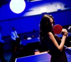 NYC DISCOUNTED Ping Pong Sunday Social & Dinner at...