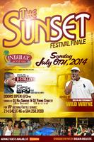 THE SUNSET: Festival Finale Pool & Patio Day Party...
