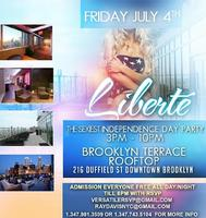 libéré the sexiest 4th of july rooftop experience