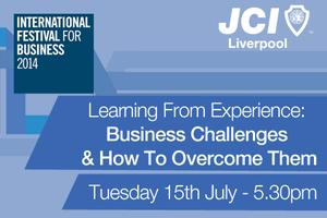 Learning From Experience: Business Challenges & How To...