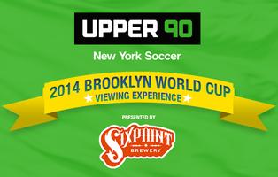 United States vs. Germany @ Upper 90 Brooklyn