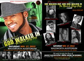 She Walked Out & God Walked In (Sat. Nov.17, Newnan...