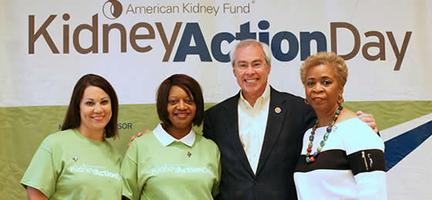 Augusta Kidney Action Day