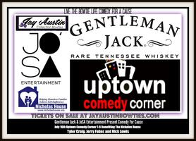 Live The Bowtie Life Comedy For A Cause
