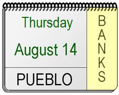 BANKS  -  Colorado Unclaimed Property Seminar