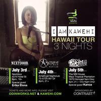 I AM KAWEHI - Hawaii Tour (Honolulu Show)