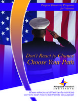 Mission: Purpose Discovery Boot Camp for Veterans,...