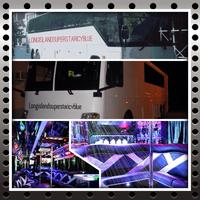 This years biggest party bus event New Year's Eve