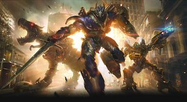 Screening: Transformers: Age of Extinction (in 3D)