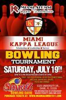 Miami Kappa League Bowling Tournament