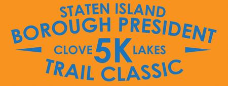 Staten Island Borough President 5K Trail Classic at...