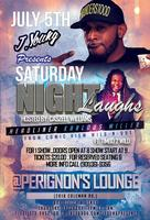 """J.YOUNG PRESENTS"" SATURDAY NIGHT LAUGHS"