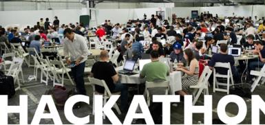 Hackathon at TechCrunch Disrupt EU 2014: London