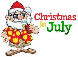 Urban Party Adventure - Christmas in July
