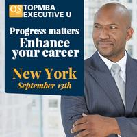 QS World Executive MBA Tour New York - For One Day Only