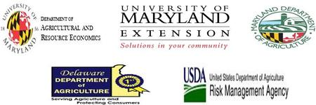 Delaware and Maryland Crop Insurance Workshop