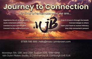 Journey to Connection, with Marc-John Brown