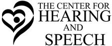 The Center for Hearing and Speech logo