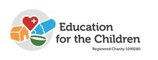 Education for the Children Foundation logo
