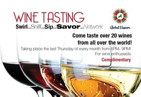 Global Liquors Divine Wine Tasting (20+ wines)
