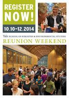 Yale F&ES Reunion Weekend 2014
