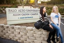 Palo Alto University College Transfer Programs logo