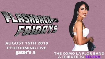 Como La Flor Band : A Tribute to Selena Tickets, Fri, Oct 18