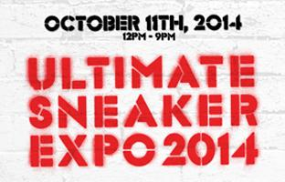 Ultimate Sneaker Expo 2014