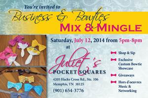 Business & Bowties Mix & Mingle