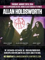 Allan Holdsworth Live