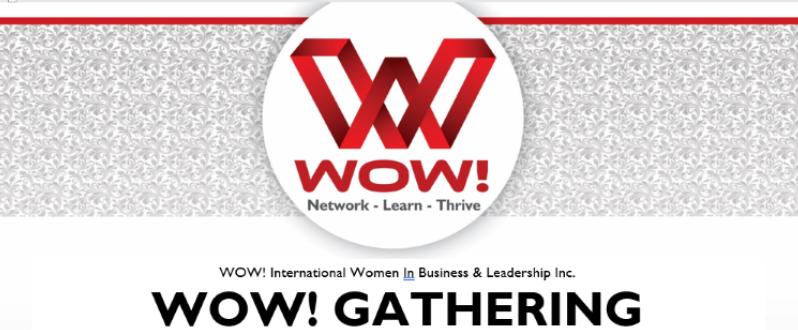 WOW! Women in Business & Leadership - Luncheon -Edmonton June
