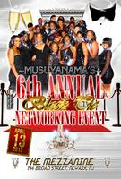 "Musuyanama's 6th Annual ""Black Tie"" Networking Event"