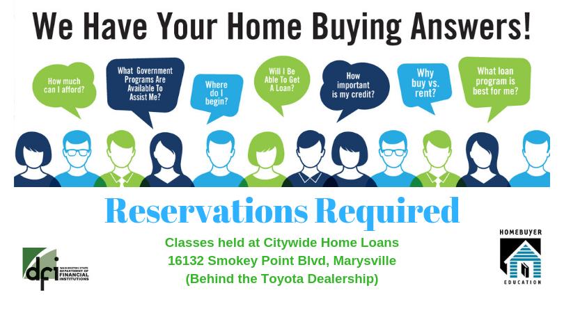 Free Homebuyer Education