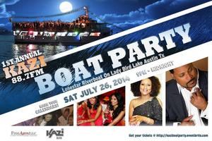 KAZI Summer Boat Party