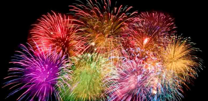 4TH OF JULY - DINNER & FIREWORKS !