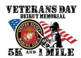 Veterans Day Beirut Memorial