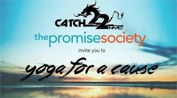 Catch22 Yoga for a Cause