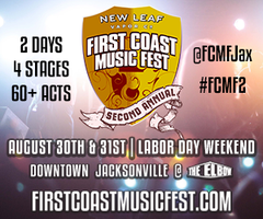 New Leaf First Coast Music Fest | 2-Day