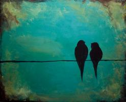 Love Birds Painting Party