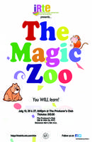 The MAGIC ZOO - Improv comedy show