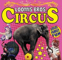 Loomis Bros. Circus - All New Summer 2014 Edition - Rome,...