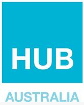 Hub Australia  logo