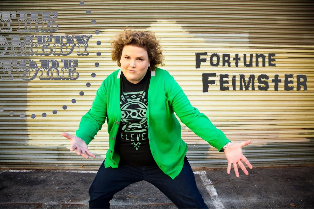 Fortune Feimster - Saturday - 9:45pm